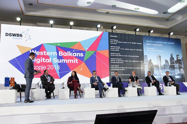 Samiti i Shkupit, Shqipëria: Iniciatore për krijimin e platformës rajonale të ndërveprimit