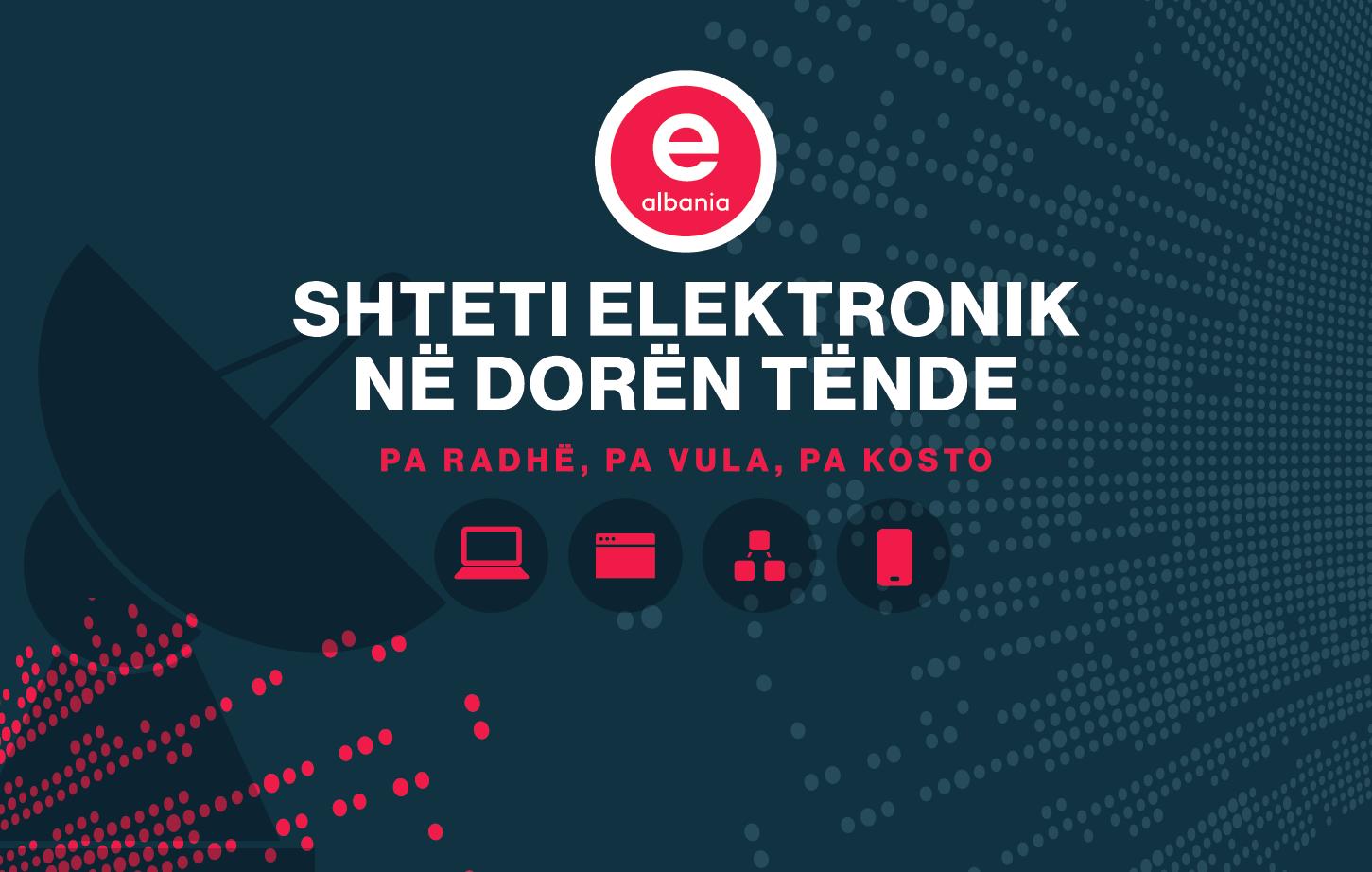 Publikohet imazhi i ri i Albanias; shtohen lehtësitë për përdorimin e portalit
