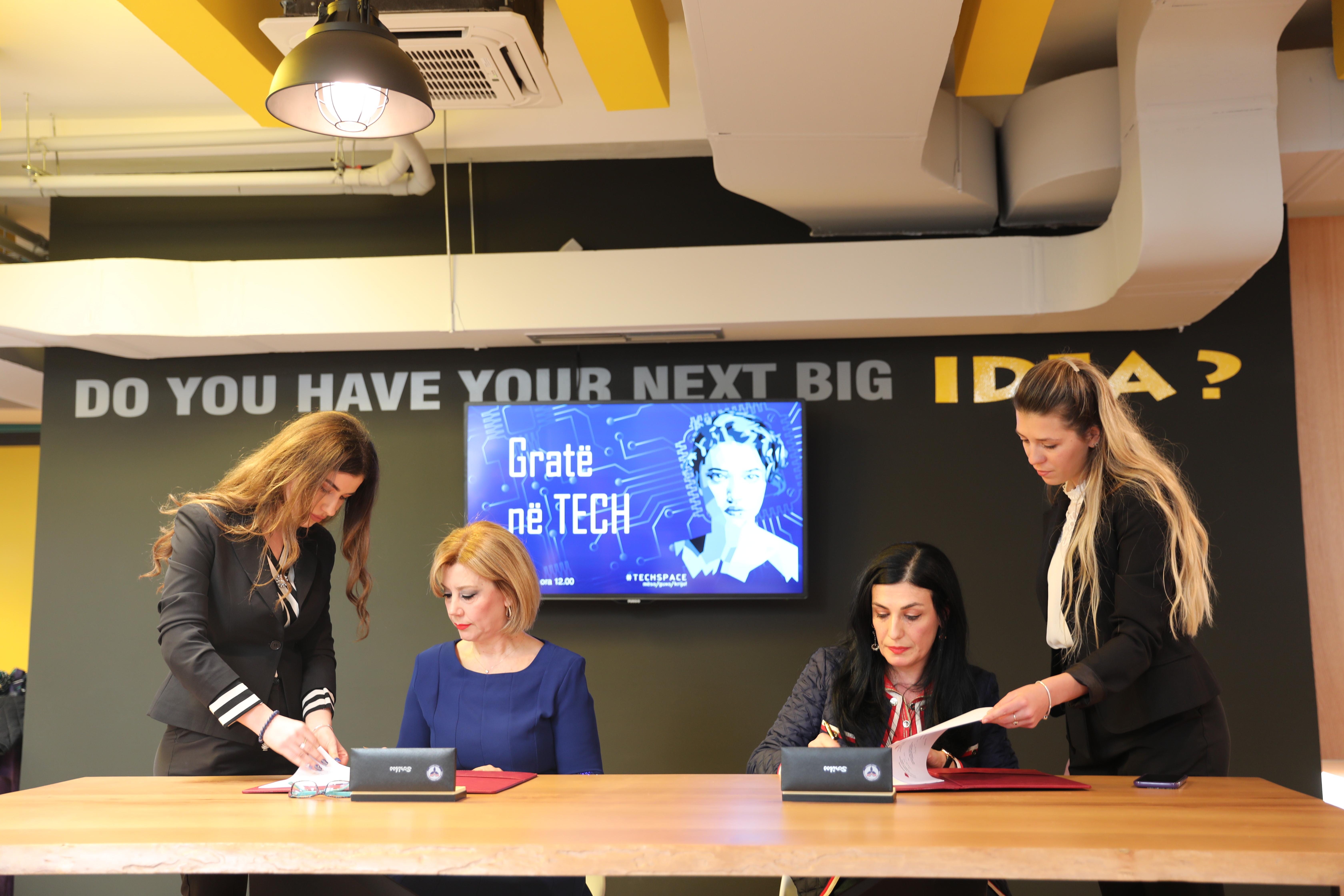"""""""Gratë në Tech"""", roli i tyrë në fushën e TIK"""