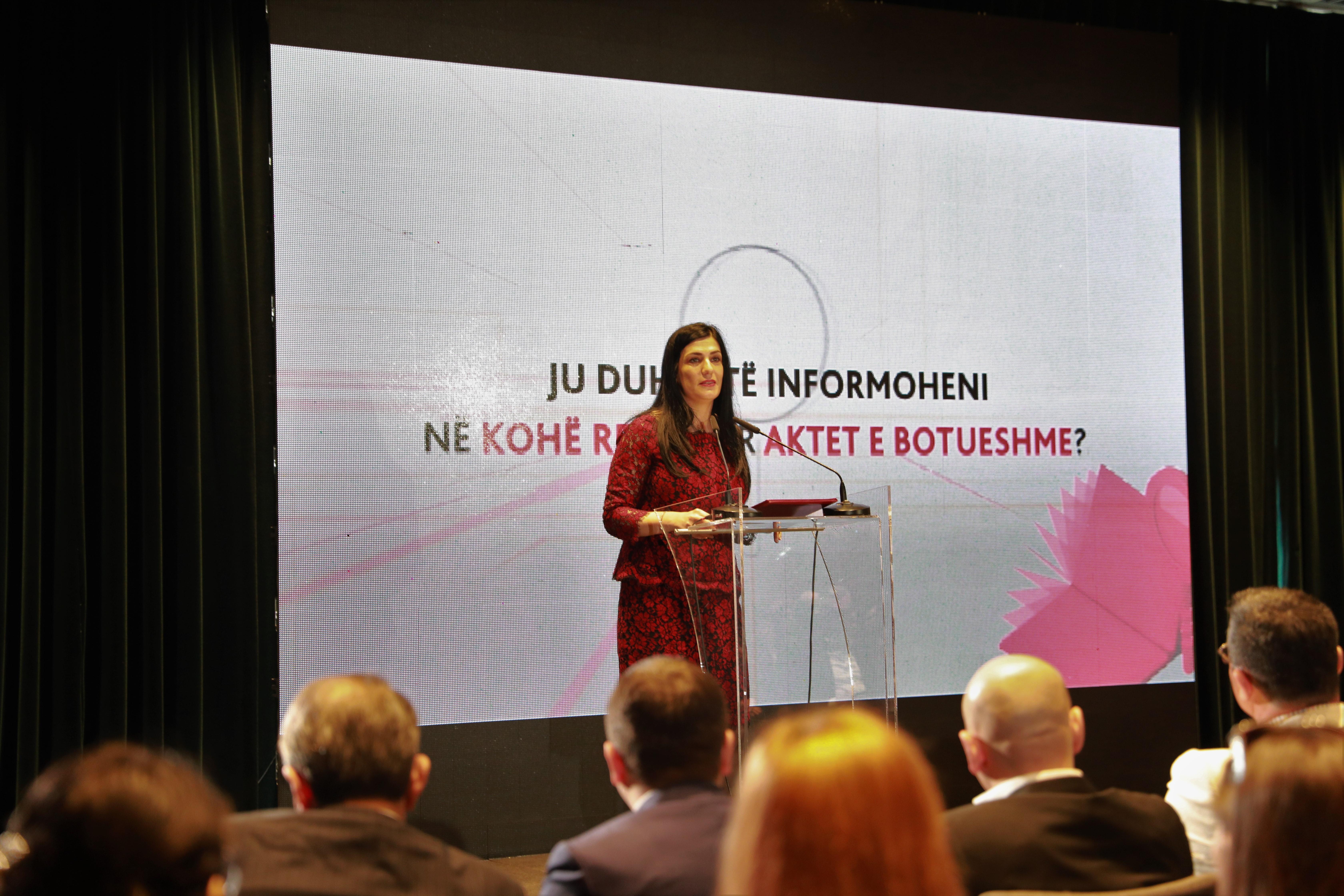 Promovohet platforma e QBZ-së, Karçanaj: Inovative dhe moderne