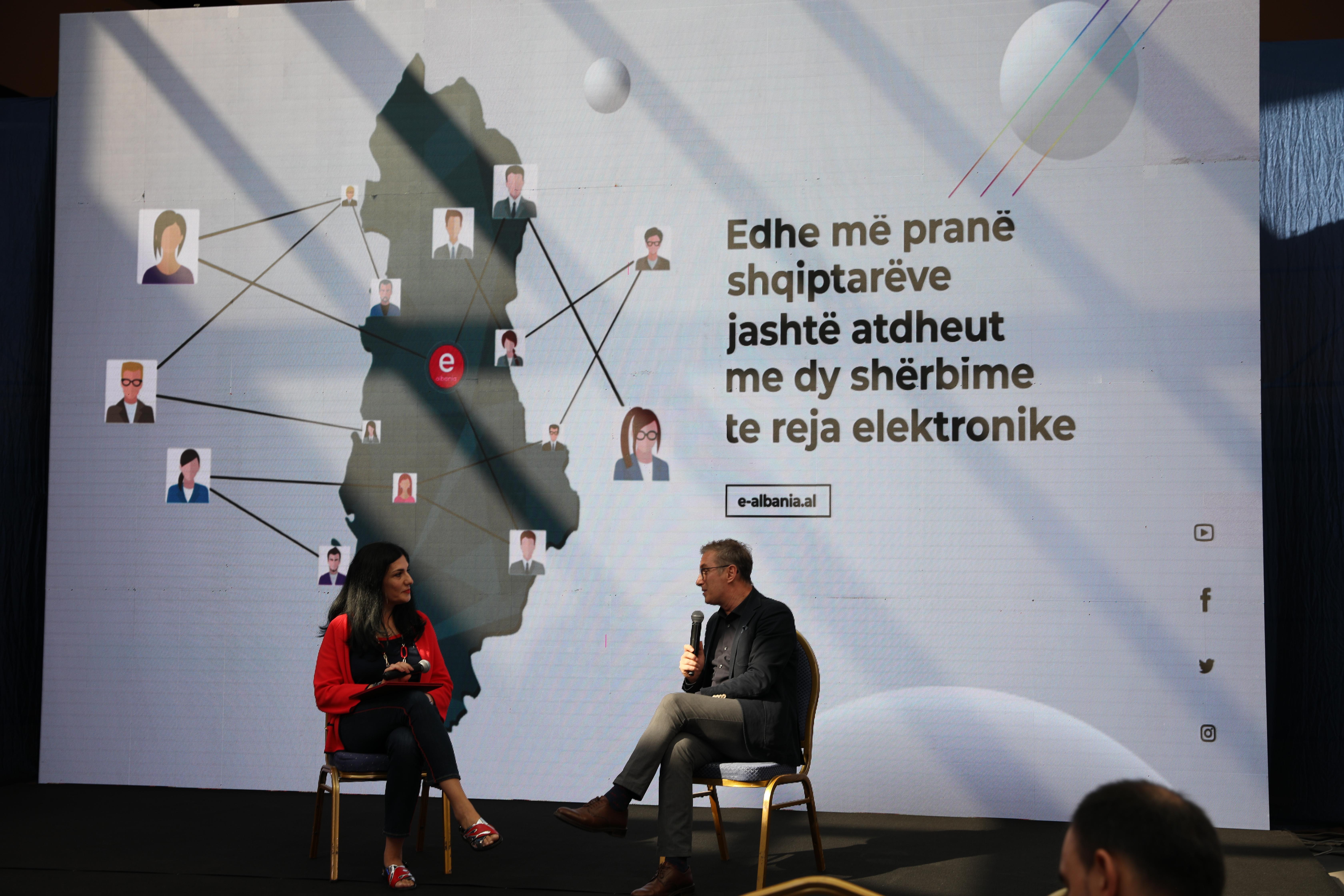Inovacioni në administratën publike, AKSHI prezantohet në Panairin Tirana Tech Open 2019