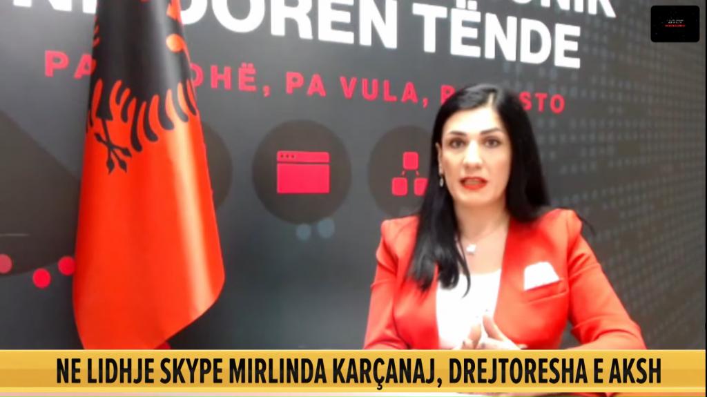 Karçanaj: Pandemia dëshmoi se investimet teknologjike në Shqipëri janë reale